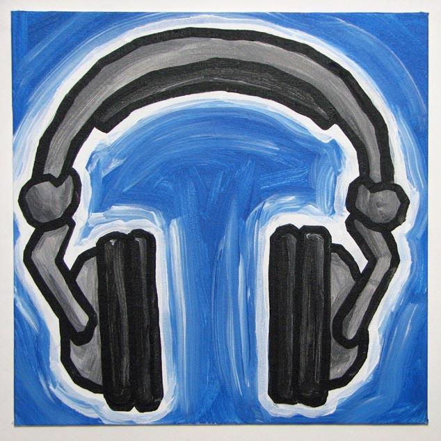 Ali S Art Adventures Headphones