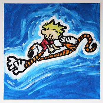 Calvin And Hobbes III