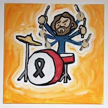 Drumming On Cancer