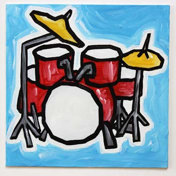 Drum Set Two