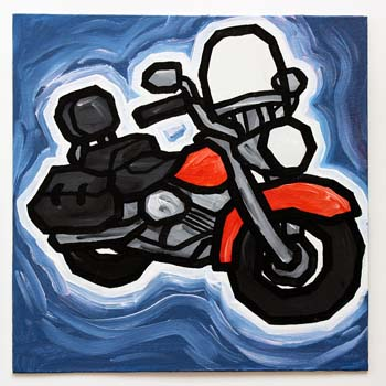 Motorcycle Four