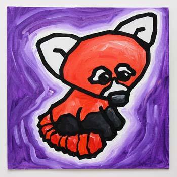 Red Panda No. 4