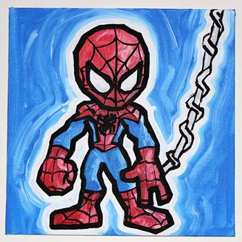 Second Spiderman