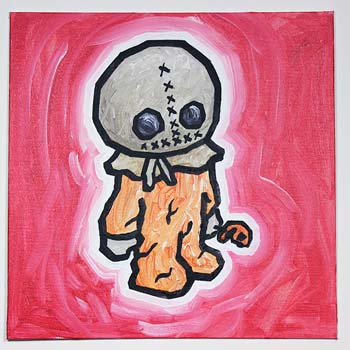 Sam From Trick 'R Treat