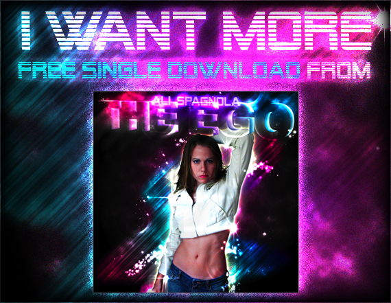 I Want More free single download