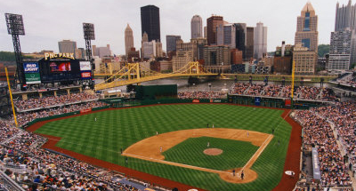 PNC Park Home Of The Pittsburgh Pirates From 2001