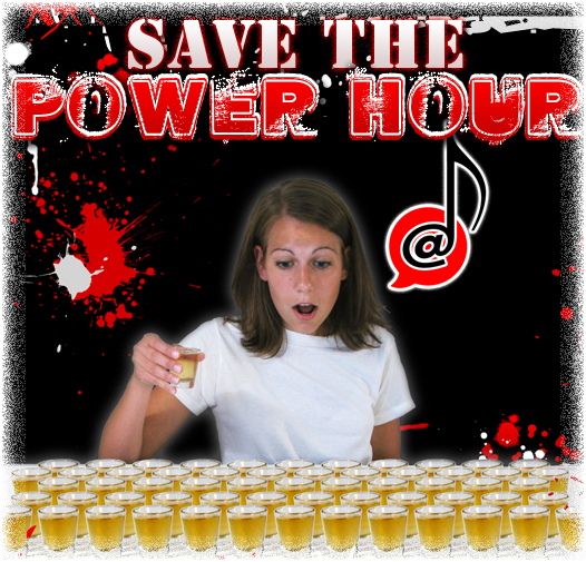 Save the Power Hour